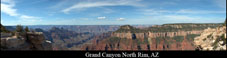 Grand Canyon Northern Rim, AZ